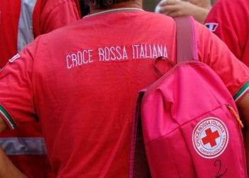 Volontari Croce Rossa Italiana, Credits iStockPhoto