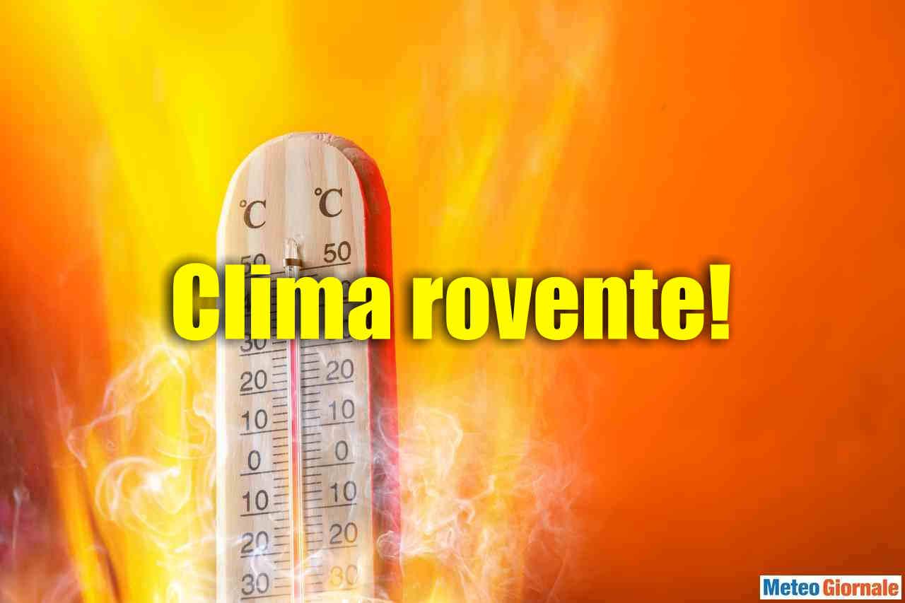 Clima-rovente
