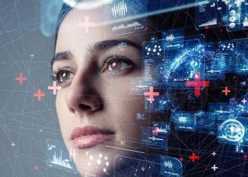 Un esempio di connessione tra essere umano e informatica, Credits iStockPhoto