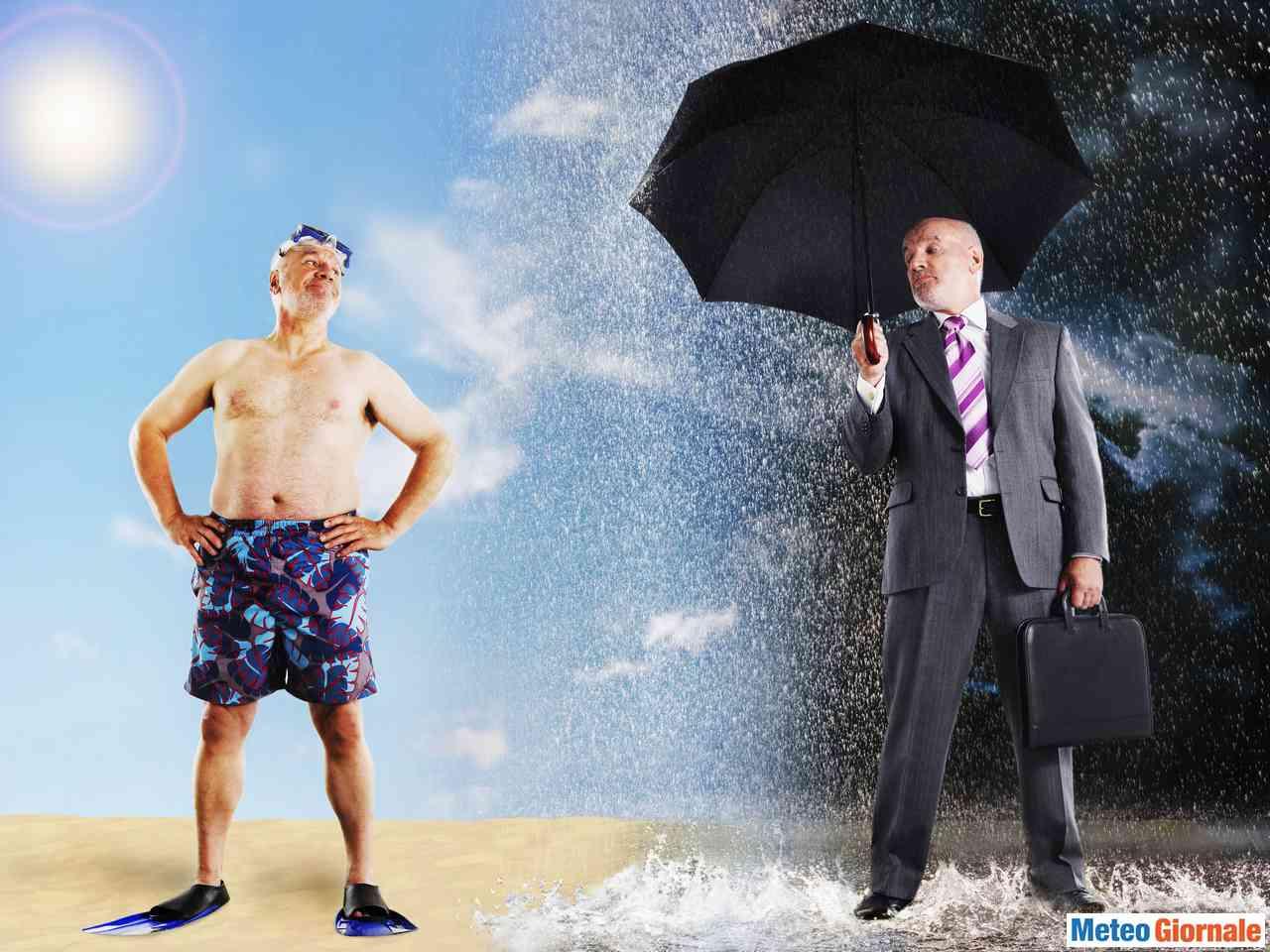 Meteo, le previsioni di lunedì 28 settembre