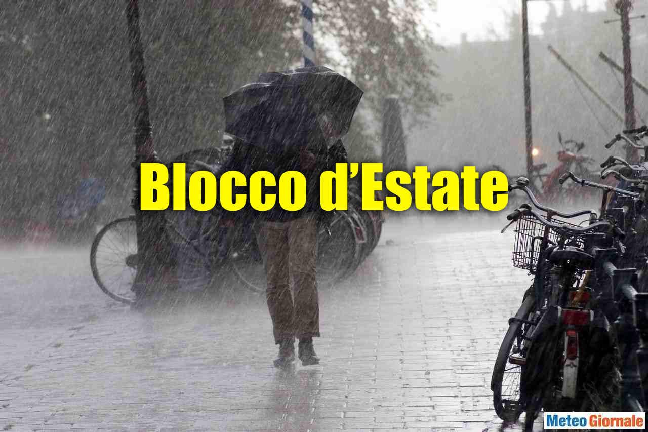 Pit stop possibile BLOCCO d'Estate