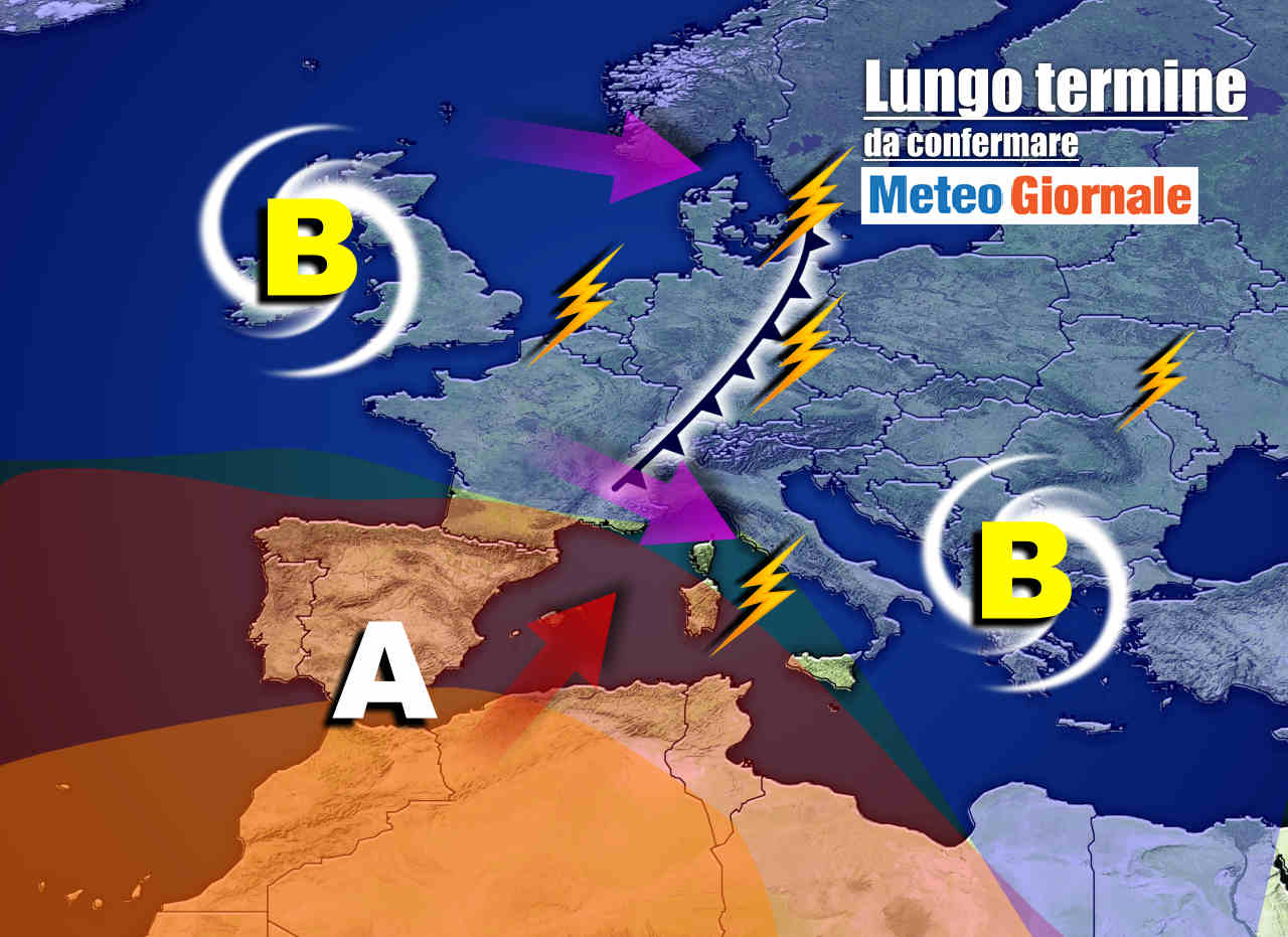 Meteo Italia a 15 giorni: lo spettro CALDO intenso e altri N