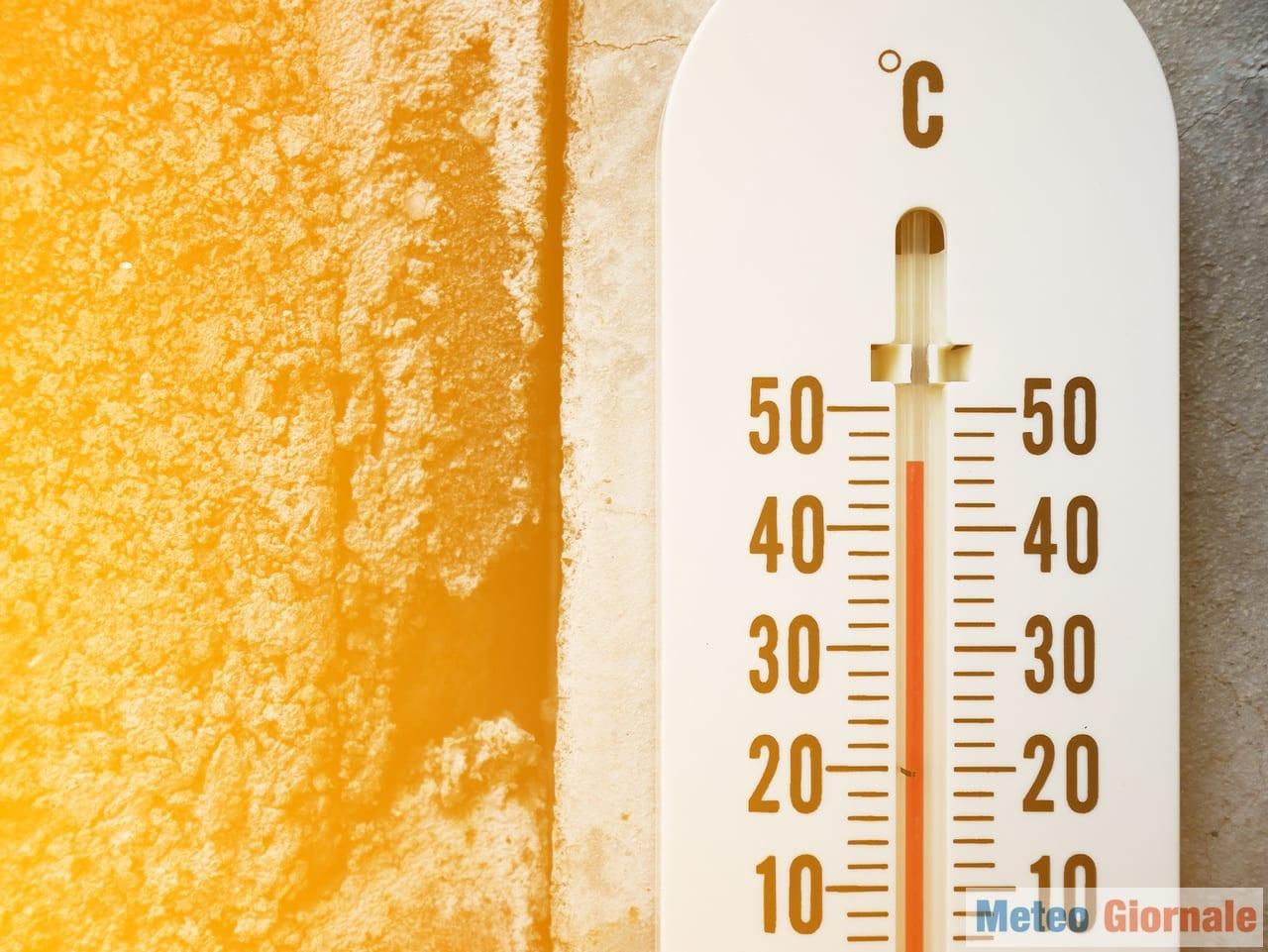 Meteo, BOLLA ROVENTE dilagherà verso Italia: TEMPERATURE altissime