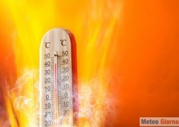 Termometro infiammato in Italia in questo Agosto 2020. Credit foto AdobeStock.