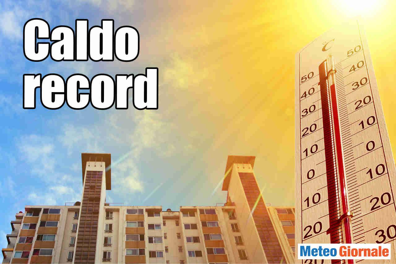Meteo dal Nord Africa dopo Ferragosto, si rischia caldo record