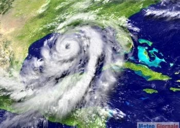 Uragano nel Golfo del Messico (immagine di repertorio). Credit foto iStock.