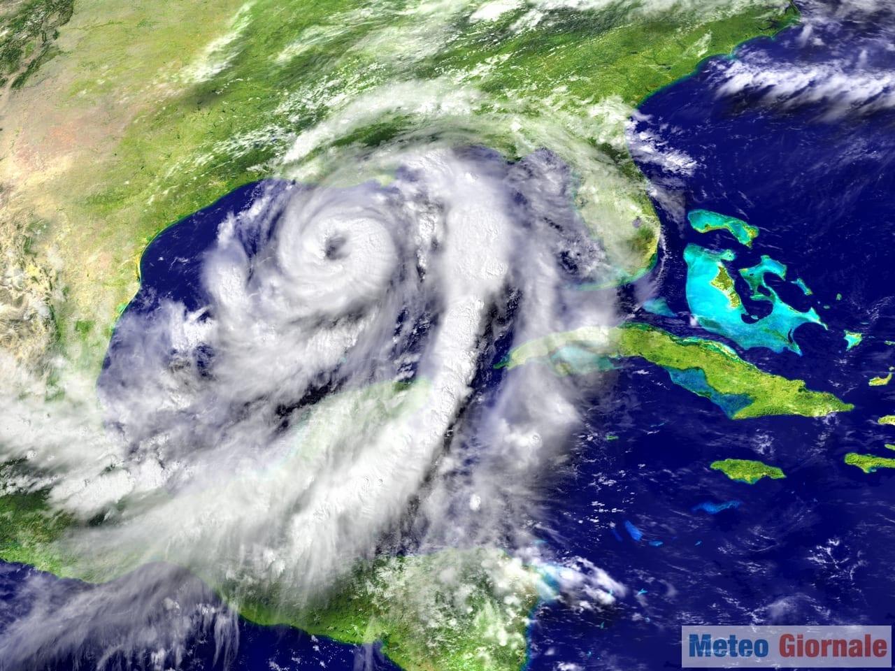 Nord America, subito una stagione di uragani eccezionale