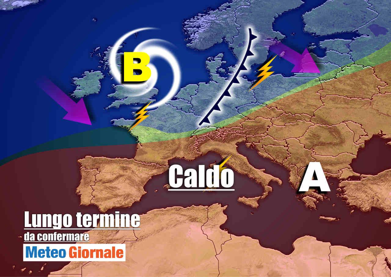 Meteo Italia tra 15 giorni: cambia di nuovo tutto, Estate non molla