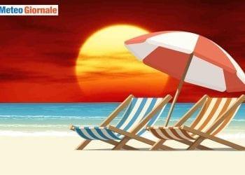 Meteo estivo sull'Italia. Credit prodotti illustrativi iStock e Adobe.