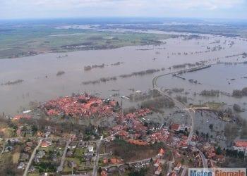Temporali mediterranei, rischio alluvioni lampo.