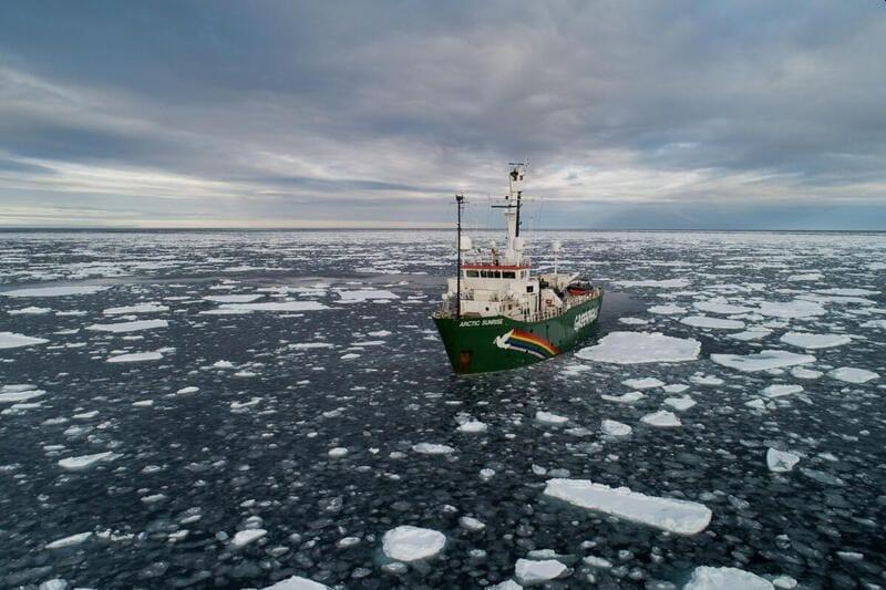 Artico, registrato il secondo dato più basso di sempre del livello di ghiaccio marino