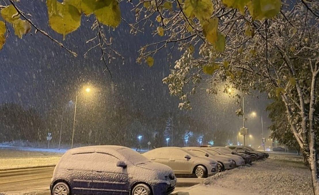 Russia: ecco la prima neve