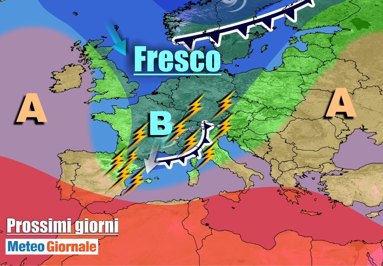 Ciclone Mediterraneo |  Medicane si abbatte sulla Grecia  Alluvioni e blackout