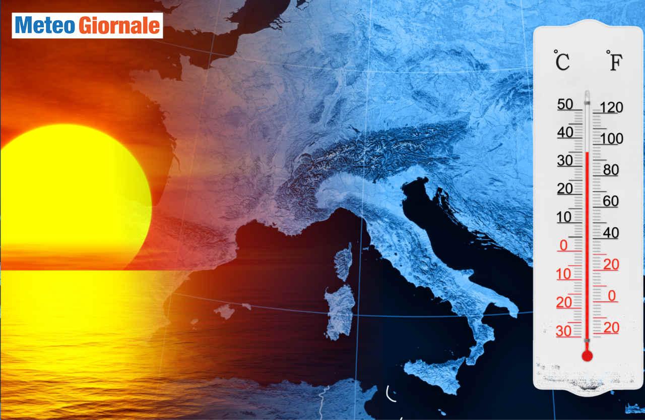Ottobre 2020 dall'Inverno al CALDO – ROVENTE. Cosa dicono i Centri Meteo