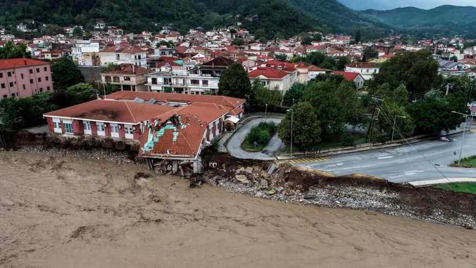Meteo estremo sul Mediterraneo |  ciclone tropicale |  segnali per l'autunno