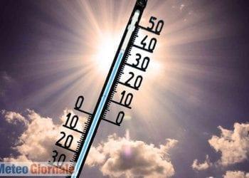 Temperature oltre 30 gradi a fine ottobre 2018