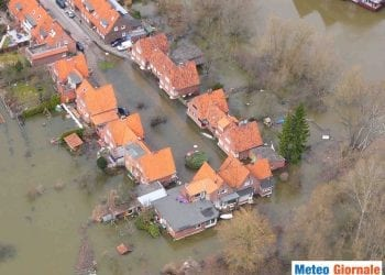 Le alluvioni lampo sono difficilmente prevedibili.