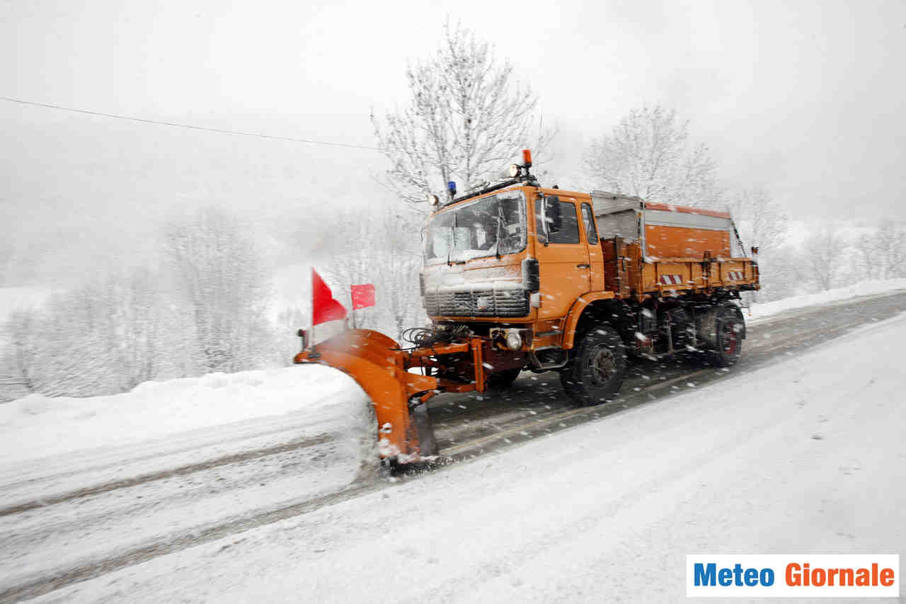 Tendenza meteo climatica Inverno 2020/2021 ed il rischio GELO, ma soprattutto Neve