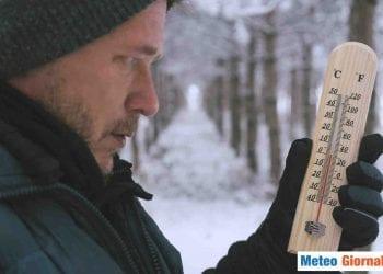 Temperature basse per il periodo ancora per alcuni giorni