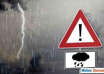 Maltempo: ancora temporali e venti forti sull'Italia
