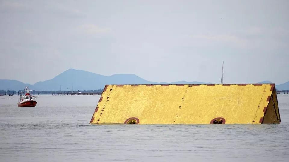 Venezia, tempesta scirocco porterà ACQUA ALTA eccezionale: il MOSE è pronto