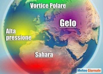 Europa caldo e siccità ma incombe il gelo. Quello che avremo è meteo estremo.