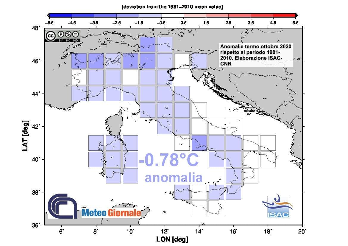 Eventi estremi in Italia il clima e già cambiato  Il rapporto