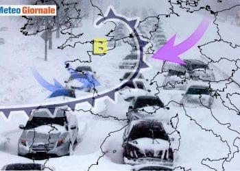 I rischi meteo dal cupo Inverno.