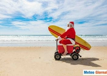 Il meteo pazzo può causare un mite Natale ed una gelida Epifania.