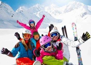 Gran neve su versanti alpini italiani, secondo il Centro Meteo europeo