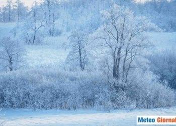Neve e grande freddo possibili anche a fine novembre