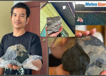 Meteorite vale milioni di euro.