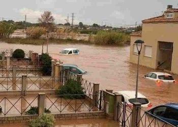 Inondazioni su Valencia