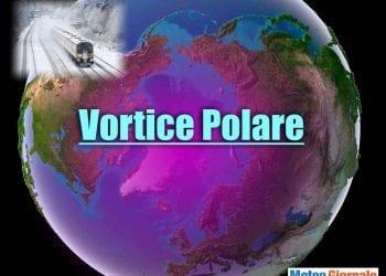 Vortice Polare influenzerà l'Europa.