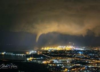 Tornado Trieste