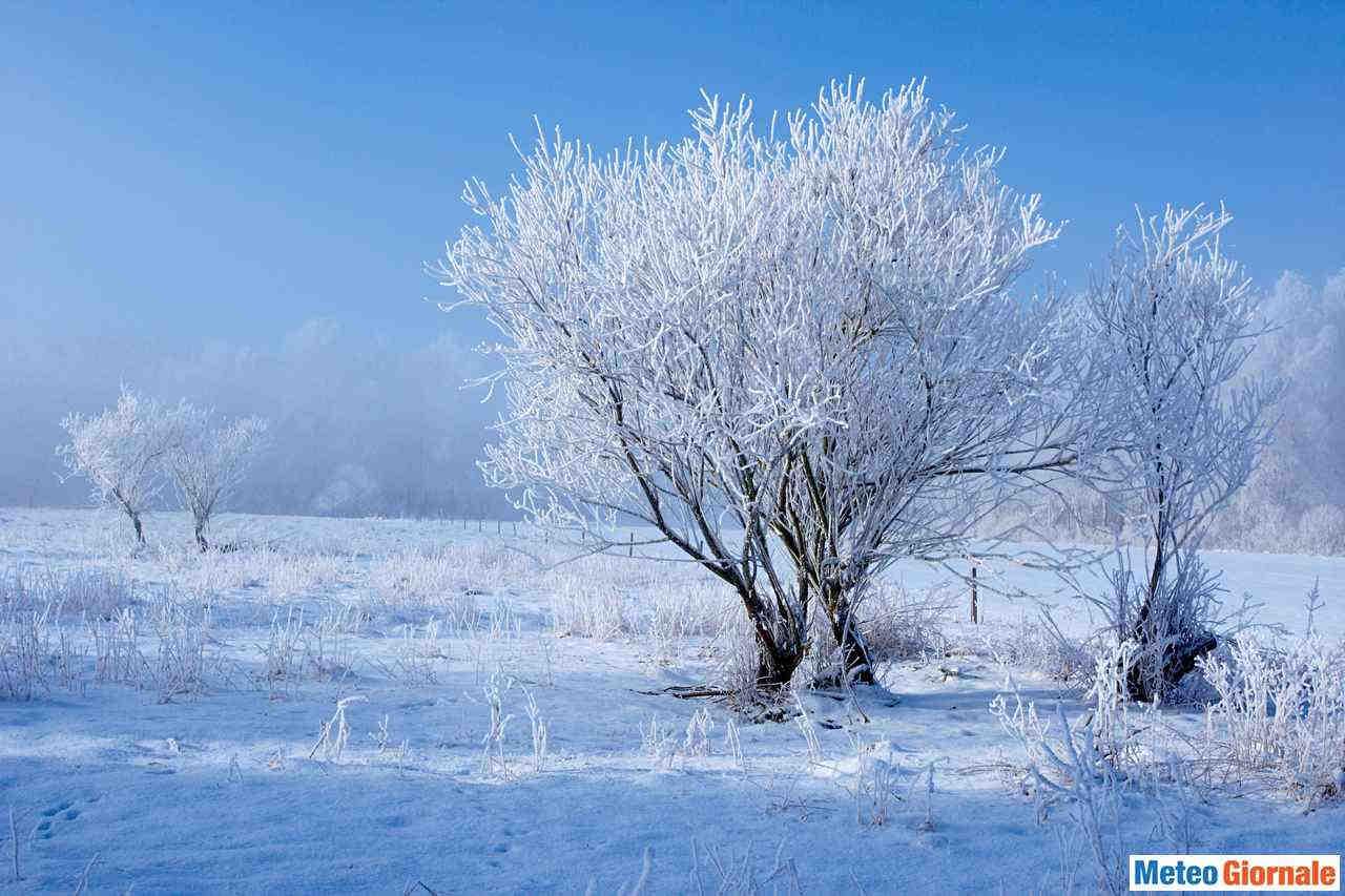 Nel 2010 il grande freddo abbracciava l'Europa ad inizio dicembre