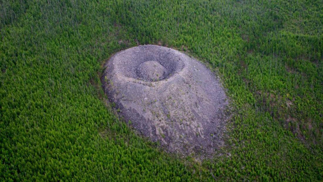 Siberia, sono stati individuati 17 crateri.