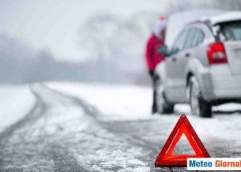 Le nevicate abbondanti, hanno causato problemi di viabilità in varie strade italiane.