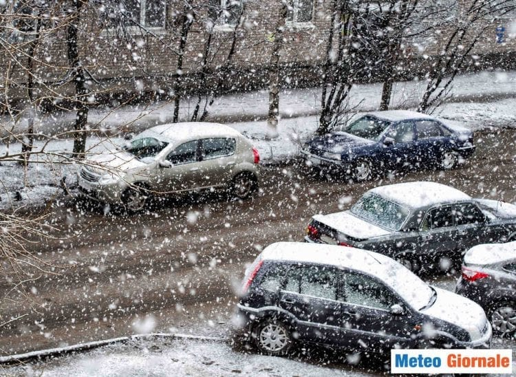 Meteo Verona prevista neve - Meteo Giornale