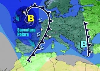 Nuovo affondo polare in vista