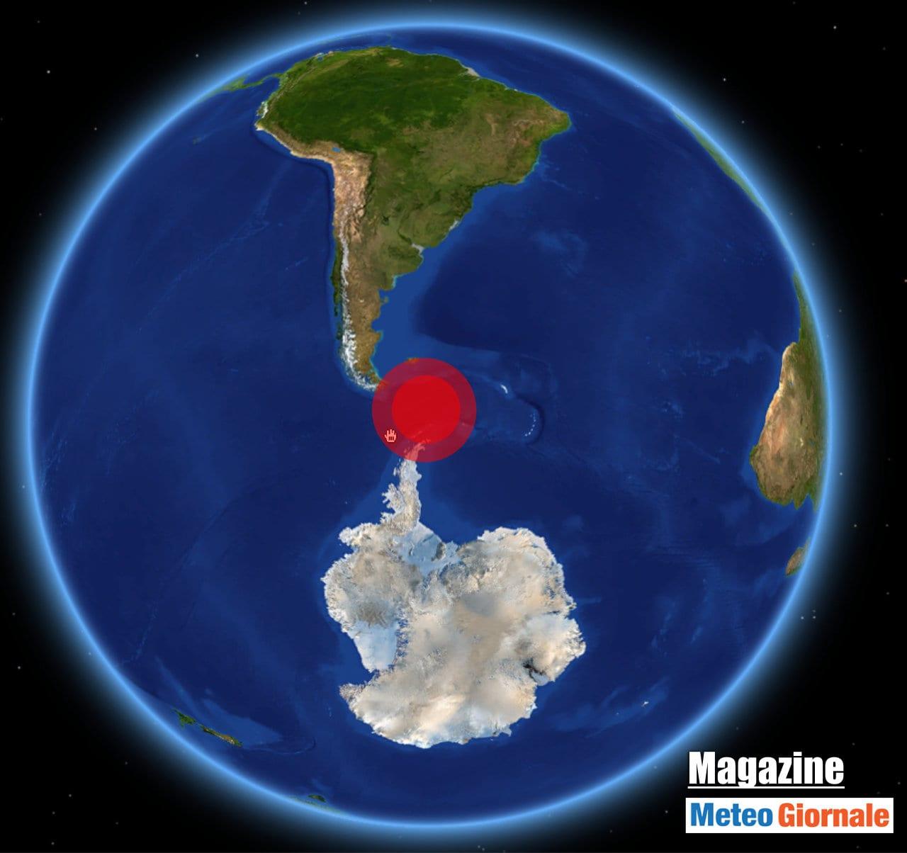 Terremoti in Antartide.