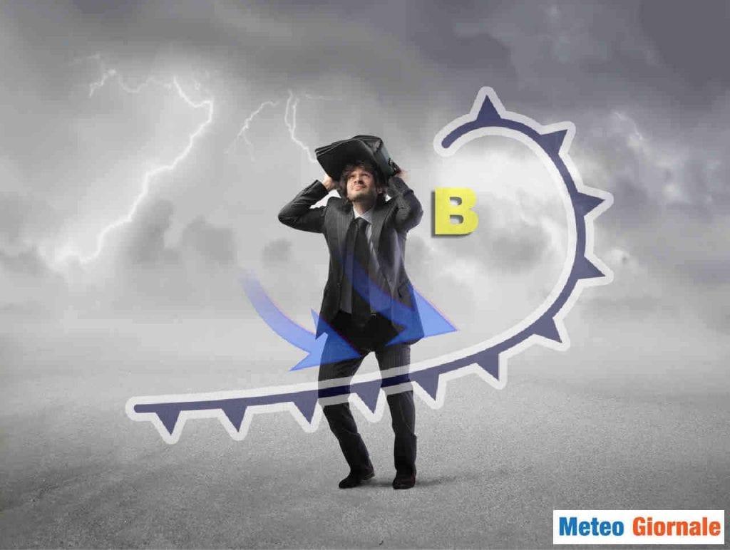 Il meteo peggiore dell'Inverno spesso succede in Febbraio.