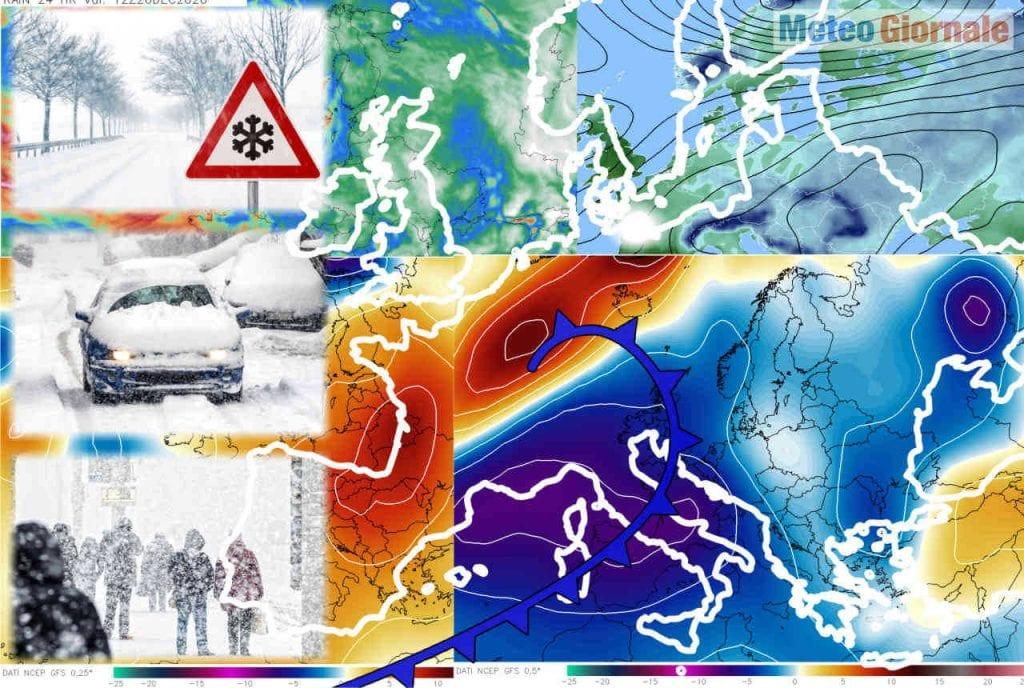 Freddo, caldo e viceversa: meteo ormai senza mezze misure