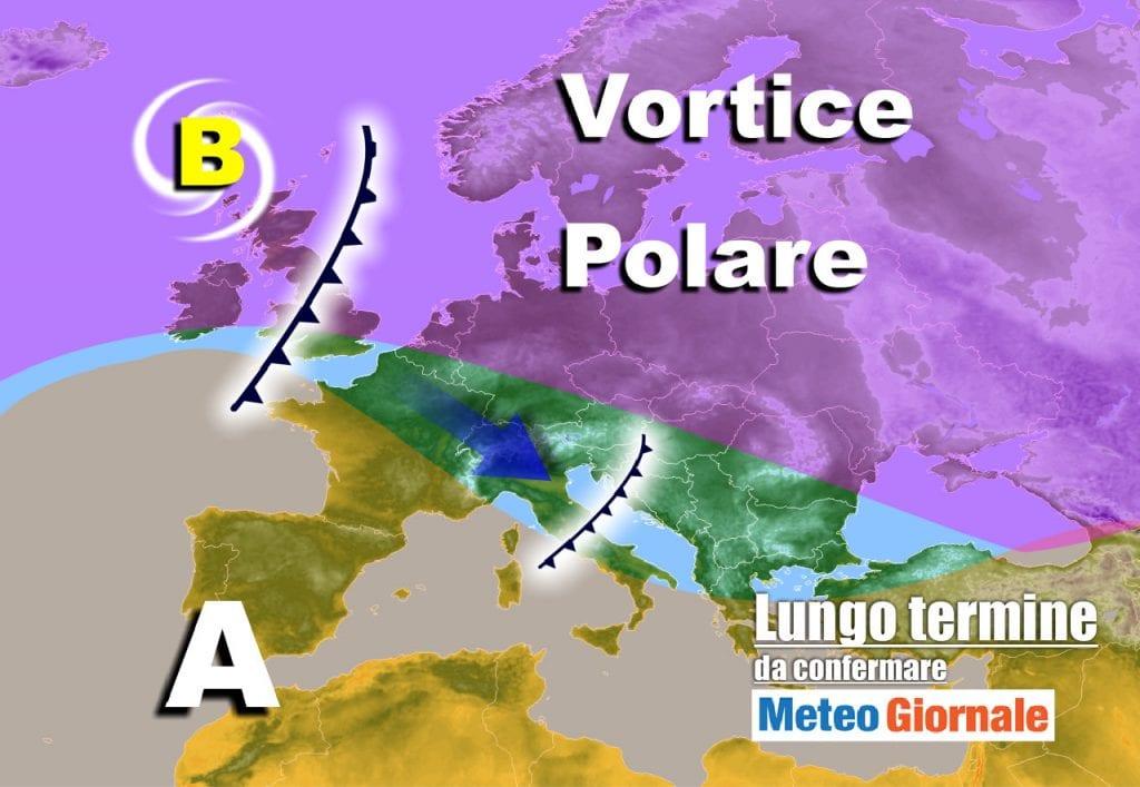 Meteo Italia al 2 Febbraio: Inverno al traguardo, non la fine