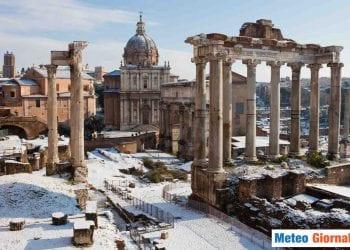 Febbraio è il mese con le maggiori possibilità di neve al Centro e Sud Italia.