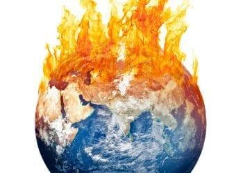 Riscaldamento climatico da record nel 2020