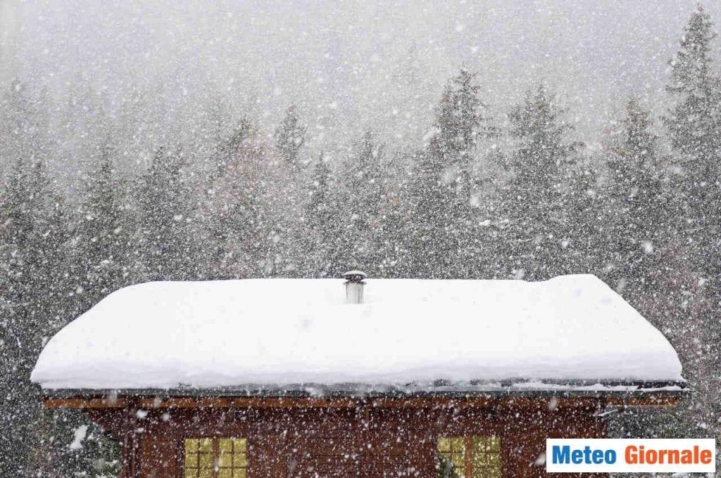 Altra neve in settimana: ecco dove è attesa. Tutti i dettagli