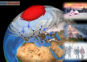 Le future vicende del Vortice Polare decisive per l'inverno