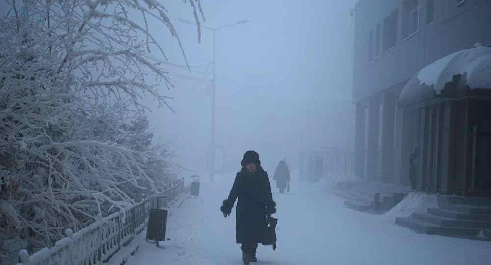 Gelo siderale in Siberia, colpa del Vortice Polare. Il peggiore da 14 anni