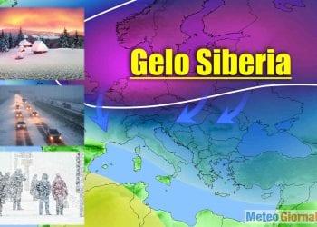 Gelo atteso in Europa, ma dovrebbe rimanere relegato oltralpe